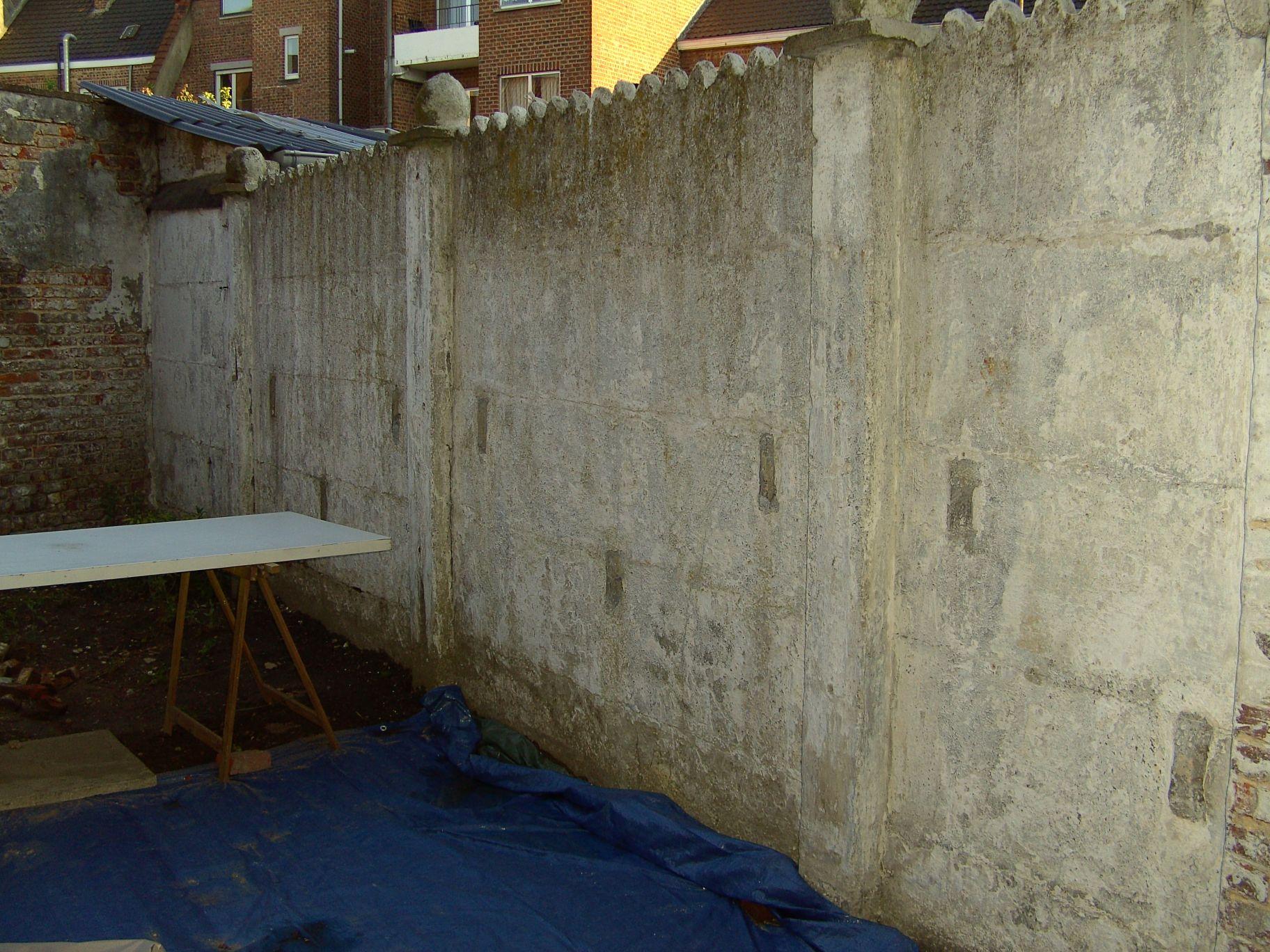 Peindre Un Mur En Beton